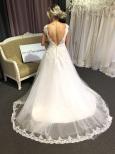 640 prinsess klänning